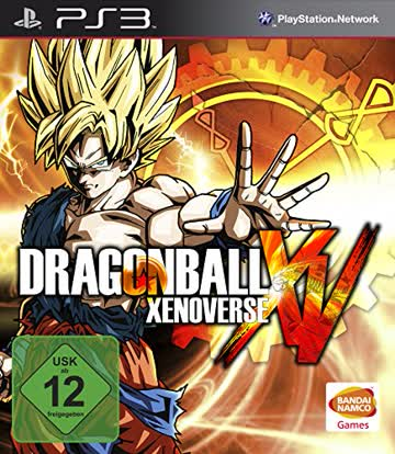 Dragonball Xenoverse - [PlayStation 3]