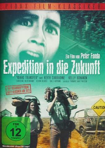 Expedition in die Zukunft