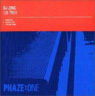DJ Zinc - 138 Trek [UK-Import]