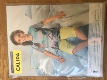 Calida Pyjama Mädchen Gr. 140