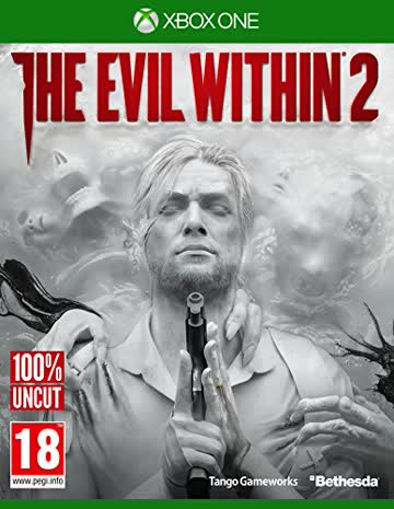 The Evil Within 2 - [AT-Pegi] - [Xbox One]