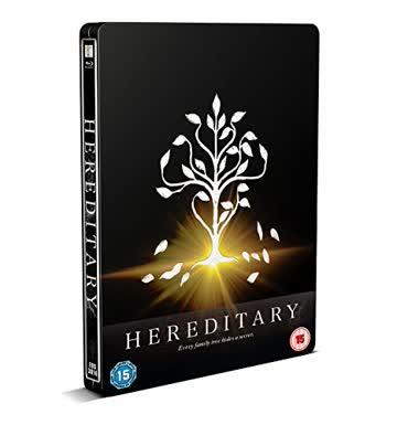 Hereditary - Limited Edition Steelbook [Blu-ray]