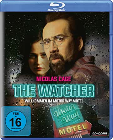 The Watcher - Willkommen im Motor Way Motel [Blu-ray]