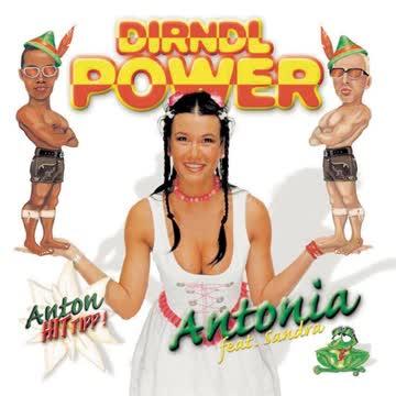Antonia Feat.Sandra - Dirndlpower
