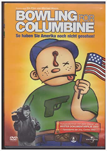 Bowling for Columbine [Verleihversion]