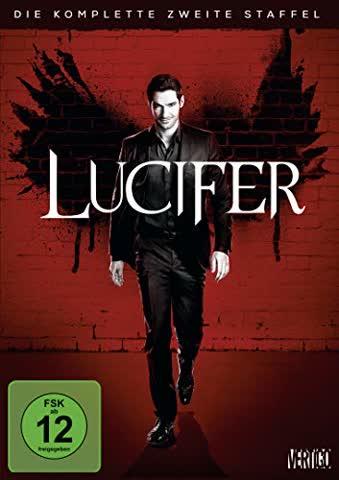 Lucifer - Die komplette zweite Staffel [3 DVDs]