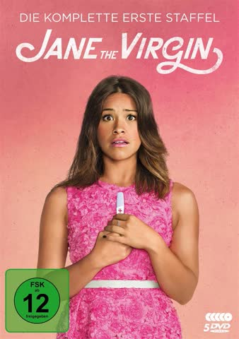 Jane the Virgin-Die komplette erste Staffel