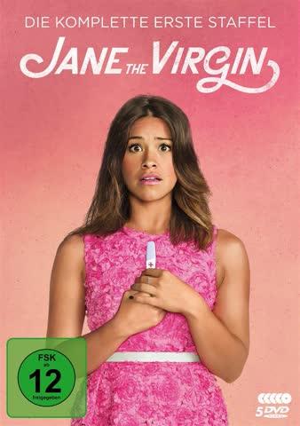 Jane the Virgin-Die komplette erste Staffel