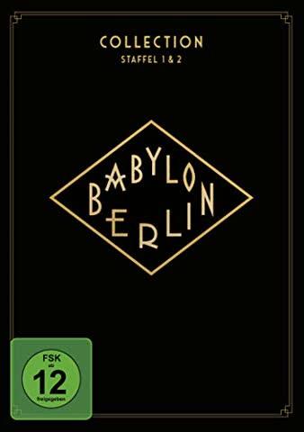 Babylon Berlin - Collection Staffel 1 & 2 [DVD] [2017]