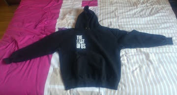 The Last of Us Hoodie - Grösse L
