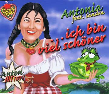 Antonia Feat.Sandra - Ich Bin Viel Schoener...