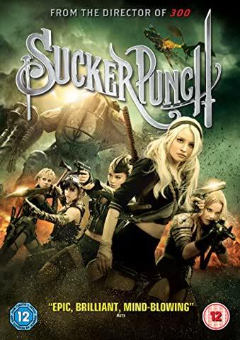 Sucker Punch [DVD] [2011]