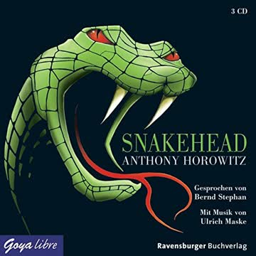 Snakehead (Alex Rider Band 7)