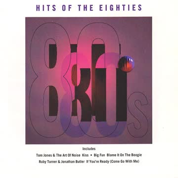 Various - Hits of the 80'S Vol. 2