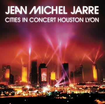 Jean-Michel Jarre - Houston/Lyon 1986