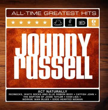 Johnny Russell - Johnny Russell: All-Time Greatest Hits