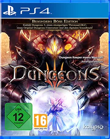 Dungeons 3 (PlayStation PS4)