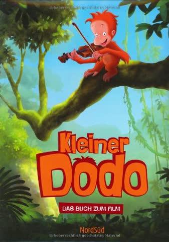 Kleiner Dodo: Das Buch zum Film