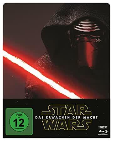 Star Wars: Episode VII - Das Erwachen der Macht - Limited Edition Steelbook: + Bonusdisc