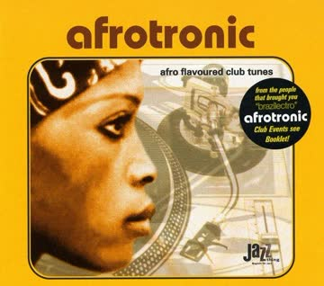 Sampler - Afrotonic - Afro Flavoured Club Tunes