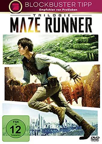 Maze Runner Trilogie [3 DVDs]