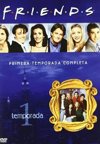 Friends 1 Temporada (Pack) (Import) (Dvd) (2003) Jennifer Aniston; David Schwimm