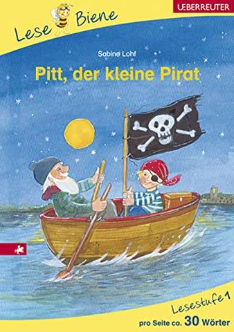 Pitt, der kleine Pirat: Lesestufe 1