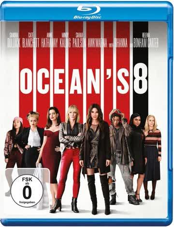 Ocean's 8 [Blu-ray]
