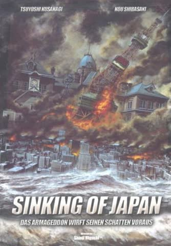 Sinking Of Japan (Einzel-DVD)