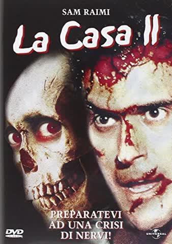 la casa ii (dvd) italian import