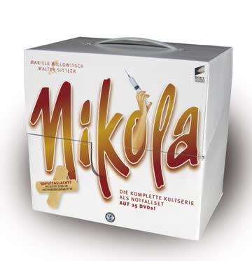 Nikola - Die komplette Serie im Ärztekoffer (25 DVDs)