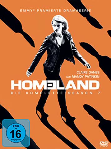 Homeland - Die komplette Season 7 [4 DVDs]