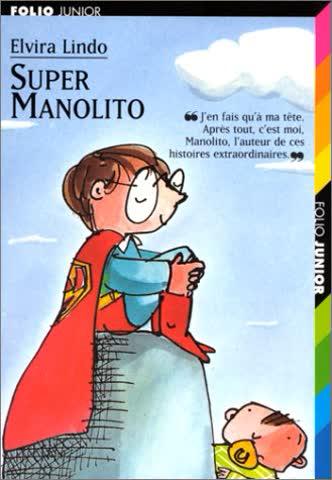 Super manolito (Folio Jr 2)