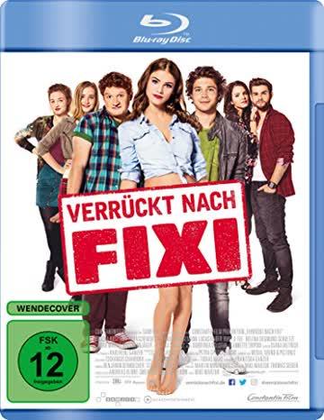 Verrückt nach Fixi [Blu-ray] [2015]