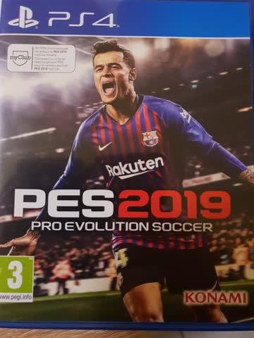 PES 2019 Pro Evolution Soccer