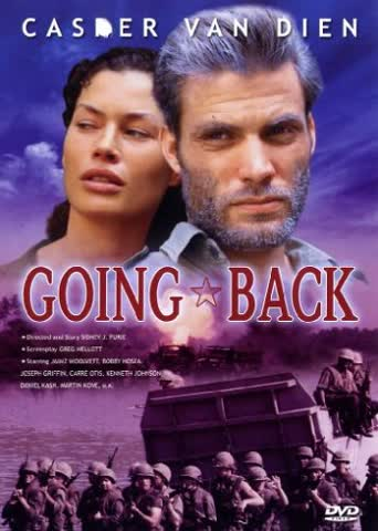 Casper van Dien - Going Back