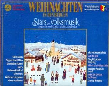 Stars Singen Die Schönsten Weihnachtslieder.Various Weihnachten In Den Bergen Die Stars Der Volksmusik Singen