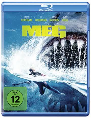 MEG [Blu-ray]