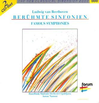 Ludwig van Beethoven - Sinfonien (Berühmte)
