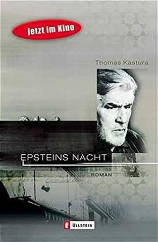Epsteins Nacht: Buch zum Film