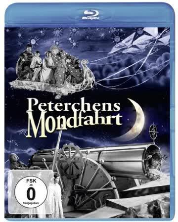 Peterchens Mondfahrt [Blu-ray]