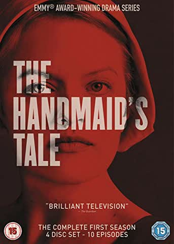 DVD1 - HANDMAIDS TALE THE SEASON 1 (1 DVD)