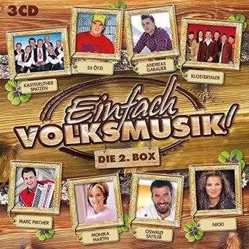 Various - Einfach Volksmusik-die 2.Box