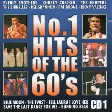 Various - N.1 Hits of the 60'S Vol.1