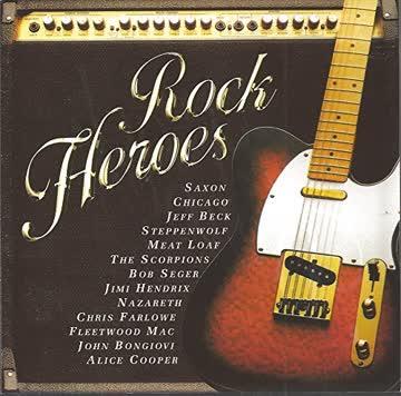 Various - Rock Heroes