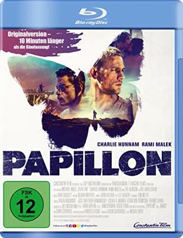PAPILLON - MOVIE