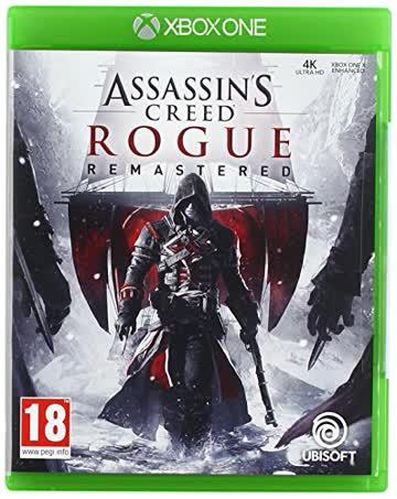 Assassin's Creed Rogue Remastered -[AT-PEGI] - [Xbox One]