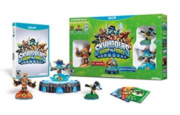 Skylanders Swap Force Starter Pack Nintendo Wii U Game UK PAL