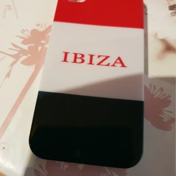 Ibiza Handyhülle für I Phone 4