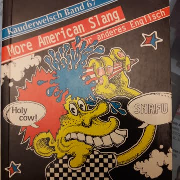 More American Slang